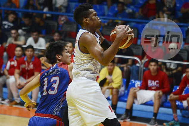 EAC Generals hold steady despite late cold spell to deal Arellano Chiefs third straight loss