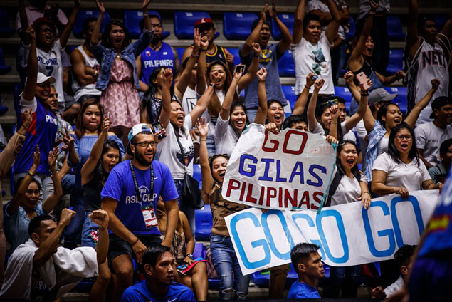 Gilas' belief allows it to pull off 'miracle' of its own against China in Fiba Asia Cup