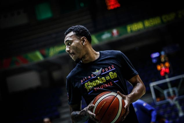 Calvin Abueva apologizes to entire Gilas team after ejection from China game