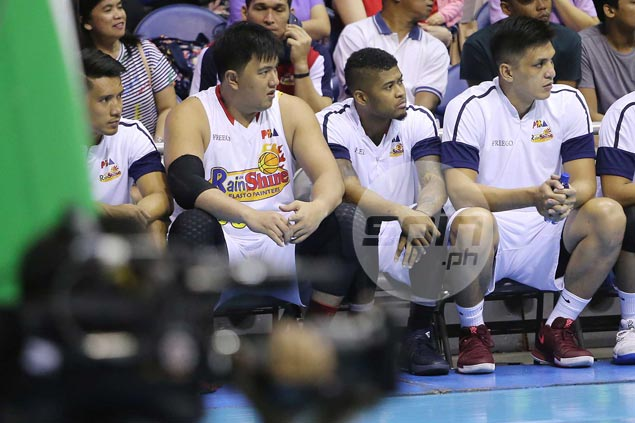 Beau Belga on trade of longtime ROS teammates: 'Malay mo, bukas, makalawa, ako naman'