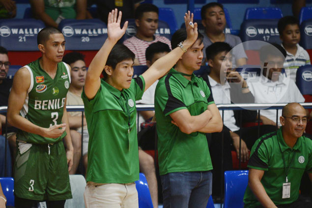 Coach TY Tang heartened by CSB Blazers' show of solidarity with 'bald statement'