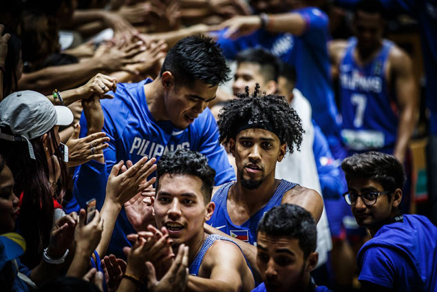Late call-up Norwood, Aguilar, Standhardinger stand as unsung heroes for Gilas