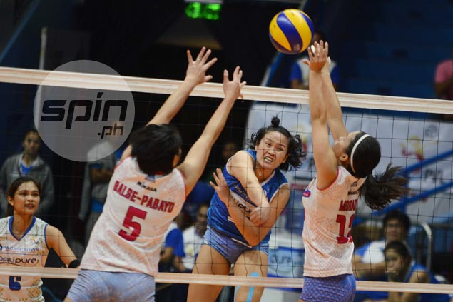 BaliPure shocks Creamline to arrange PVL Open finals clash with Pocari Sweat