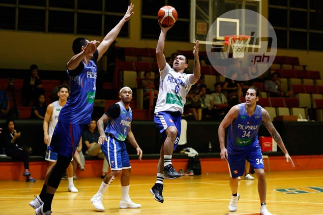 Gilas out to scale new 'Great Wall' in Fiba Asia Cup debut against rejigged China side
