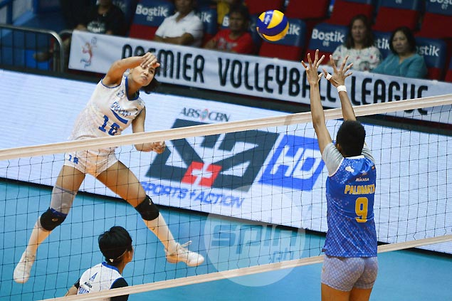 Pocari shows championship mettle with incredible comeback to stun Air Force, reach PVL finals anew