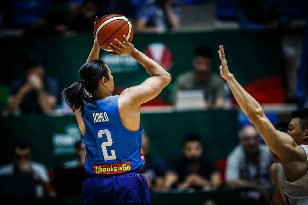 Terrence Romeo dazzles in Gilas' vengeful win over China in Fiba Asia Cup debut