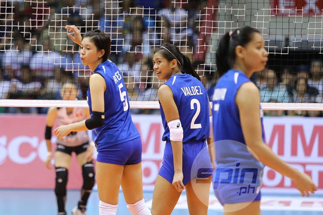 Alyssa Valdez, Mika Reyes glad to see Japan camp pay off with total team effort vs HK