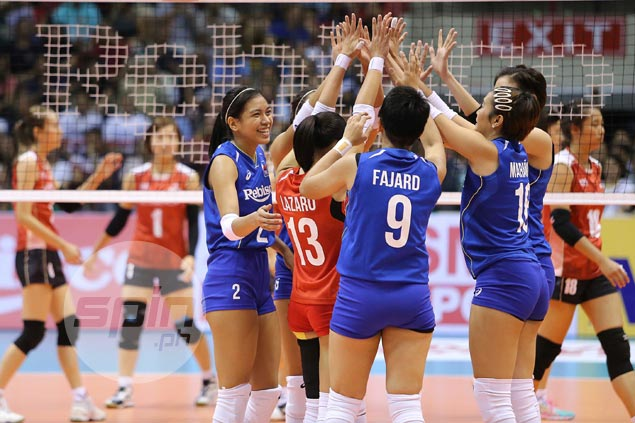 Filipinas face first acid test in Asian Women's Volleyball from Kazakhstan