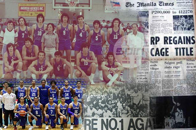 Gilas breakthrough vs China raises hope for first all-Filipino Asian champion in 44 years
