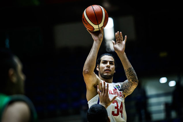 After Jones Cup meltdown, Standhardinger completes unfinished business against Iraq
