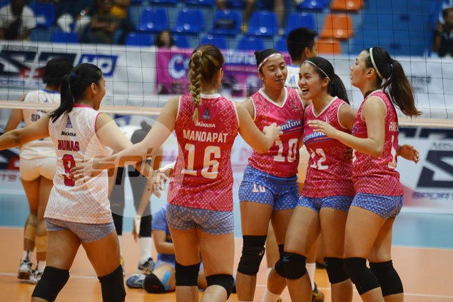 Creamline stops bleeding, downs Air Force to boost bid for PVL bronze