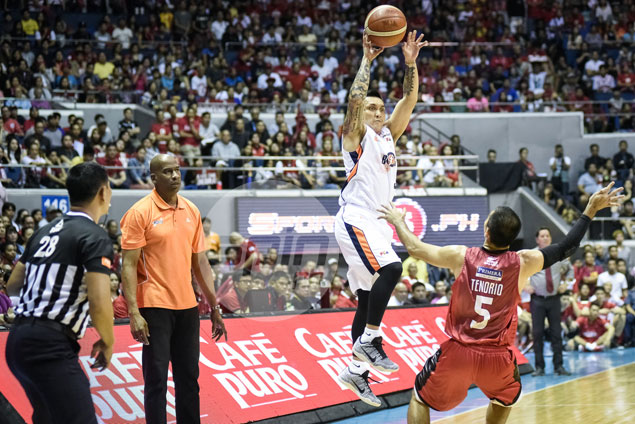 Jimmy Alapag's first order of the day as Alab head coach: Turn team into good perimeter shooting unit