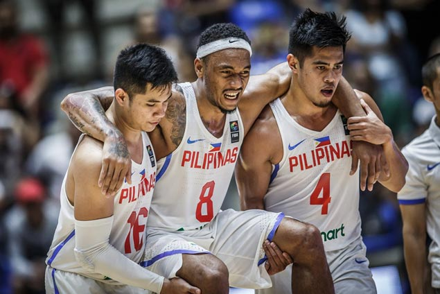 Calvin Abueva's Fiba Asia Cup jinx continues as he leaves Qatar game with foot injury