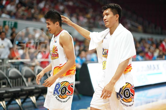 Ed Daquioag learns early in pro career that trades are part of PBA business