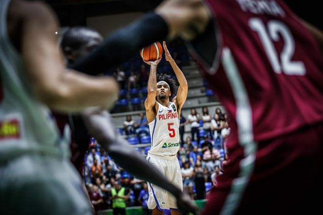 Do-it-all Norwood evokes memories of 2014 World Cup as he leads from front for Gilas