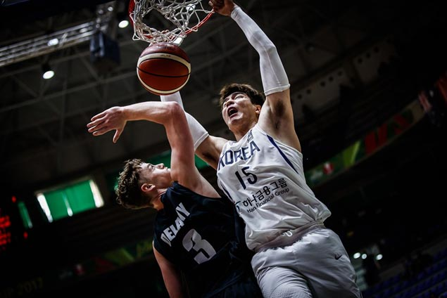 With stunning win over New Zealand, Korea again looms as stumbling block for Gilas