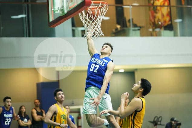High-flying Kobe Paras insists he's a team player, ready to do dirty work for Gilas