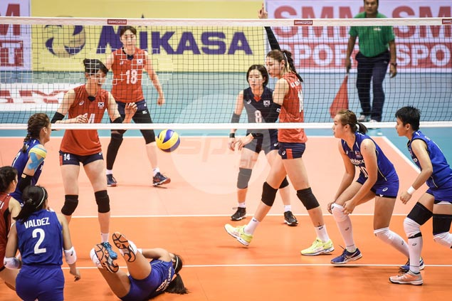 Korea star Kim Yeon Koung surprised to see Philippines 'playing really fast volleyball'