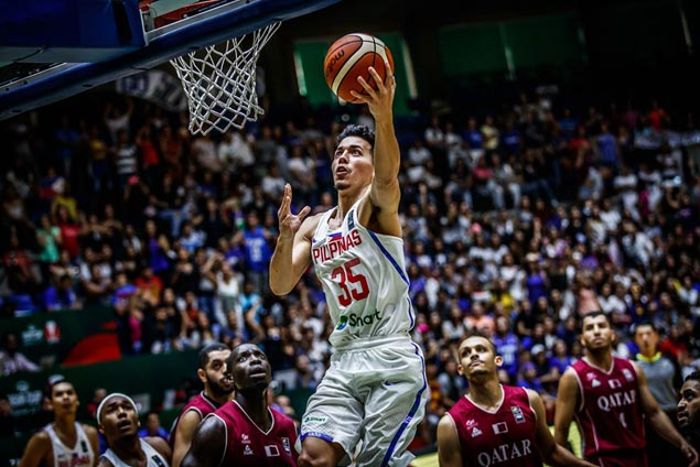 Gilas rides Wright stuff to dominate Qatar, complete sweep of Fiba Asia Cup group
