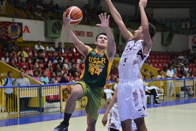 Unbeaten USJ-R Recoletos dominate SWU Cobras to join Warriors atop Cesafi leaderboad