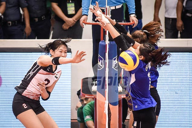 Japan, Korea keep records unblemished ahead of Asian Women's Volleyball quarterfinals