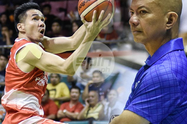 Baguio reunites with Guiao at NLEX, Baracael to GlobalPort, Ababou to Phoenix in three-team trade