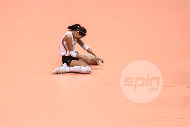 Alyssa Valdez beaten but unbowed after loss to mighty Thais: 'Laban lang nang laban'