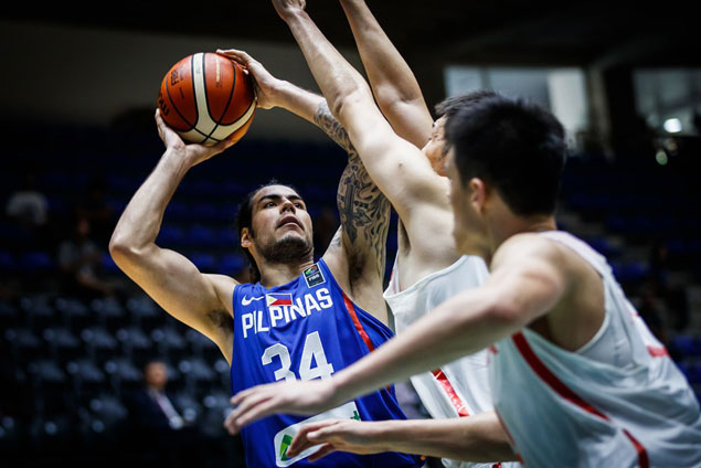 Standhardinger endures whirlwind Beirut-Manila-KL trip to give Gilas cadets a needed boost
