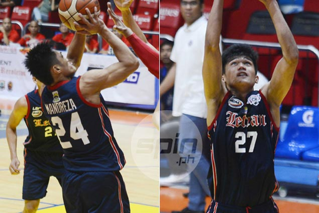 'Magic bunots' pay off for Napa as reserves Caralipio, Mandreza step up for injured Ambohot