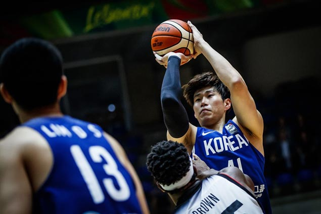 South Korea gets shot at Gilas in Fiba Asia Cup quarters by turning back gritty Japan