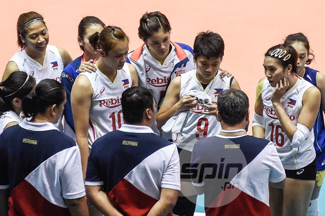 PH team coach Francis Vicente sticks to positives in loss to Thailand: 'Lumaban naman tayo'