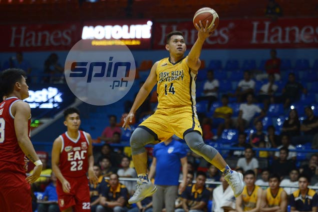 JRU Heavy Bombers bounce back strong with 29-point barrage on undermanned EAC Generals