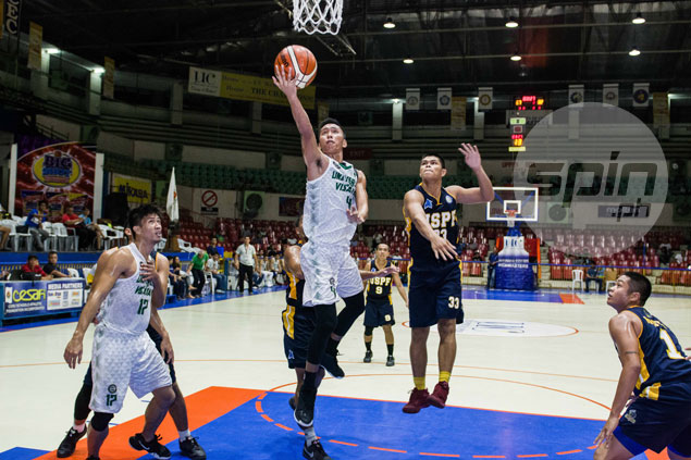UV Green Lancers cruise past skidding USPF Panthers to make it back-to-back wins in Cesafi