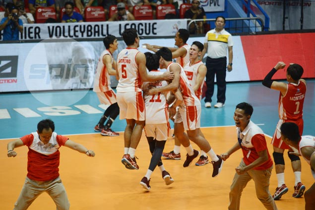 Marasigan, Capate take charge as Cignal turns back Megabuilders to win back-to-back PVL titles