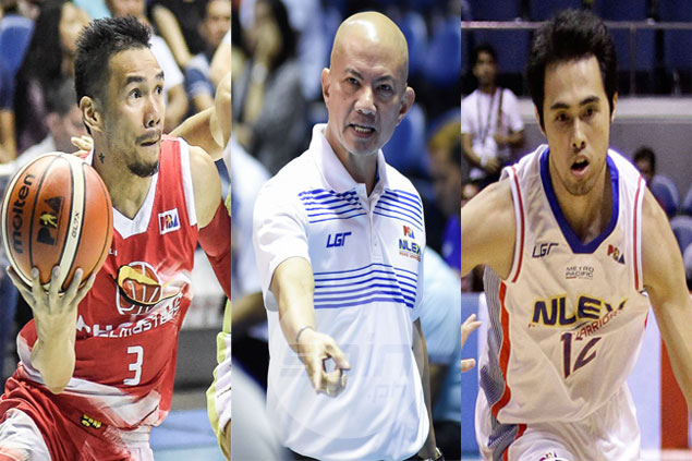 Guiao says Red Bull reunion at NLEX didn't happen by design as he explains Baguio trade