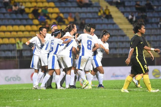 Malditas stun host Malaysia, PH men's booters blank Cambodia to kick off SEAG bid on high note