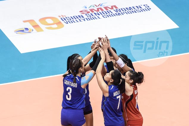 Ces Molina hopes vastly improved PH team ends Asian volley stint with a win heading to SEAG