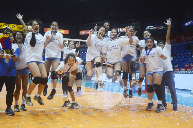 BaliPure ends reign of Pocari Sweat after sweep of finals to bag first-ever PVL Open crown