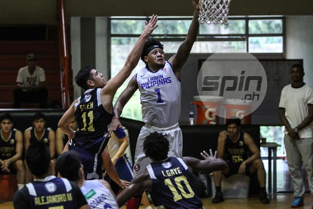 Gilas ace Ray Parks embraces challenge of defending Thai-American Tyler Lamb