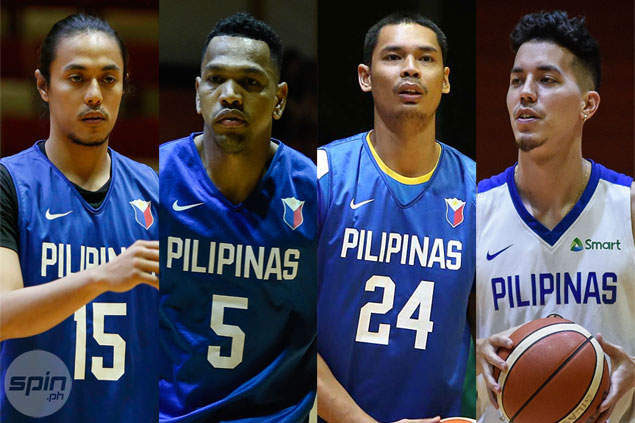 Romeo, Aguilar, Castro, Wright make Top 10 in Fiba Asia Cup statistical categories