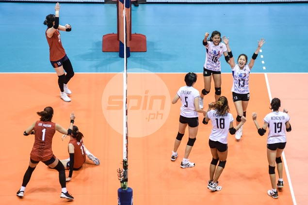Japan dethrones China, Thailand downs Korea to seal title clash in Asian volley meet