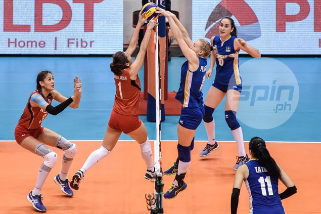 Kazakhstan salvages seventh as Philippines settles for eighth place in Asian volleyball