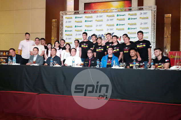Uichico, Gilas cadets aware there's no room for error when it comes to SEA Games
