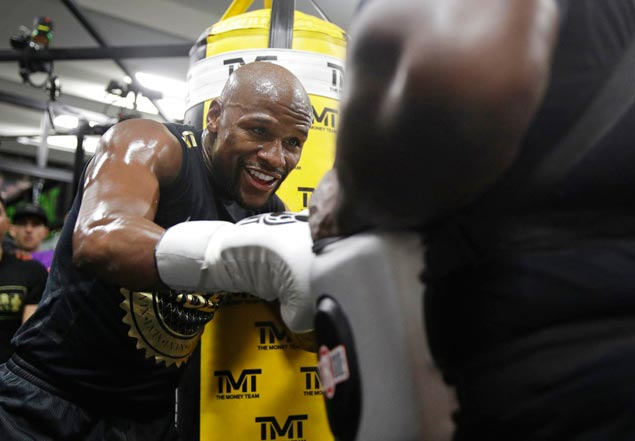 Mayweather-McGregor promoters insist tickets selling briskly at $60M and counting