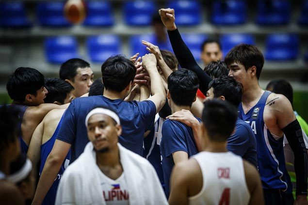 COMMENTARY: Gilas lured into fighting a tactical battle vs Korea that it just can't win