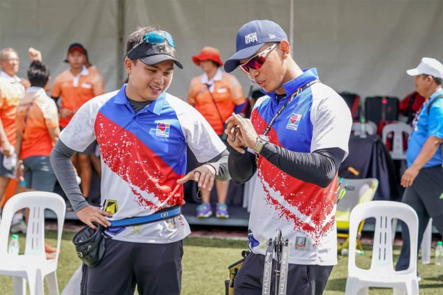 Archery delivers another bronze as main bulk of SEA Games delegation arrives in KL