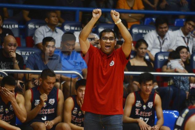 Jeff Napa calls out Knights after collapse: 'Hindi Lyceum ang tumalo sa amin … sarili namin'