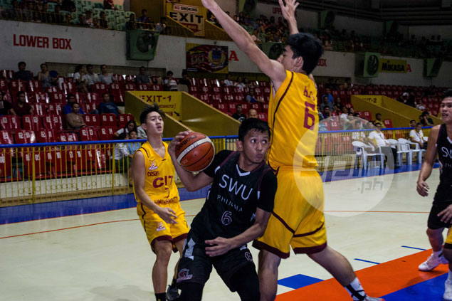 SWU Cobras barge into win column with rout of winless CIT-U Wildcats in fight-marred game