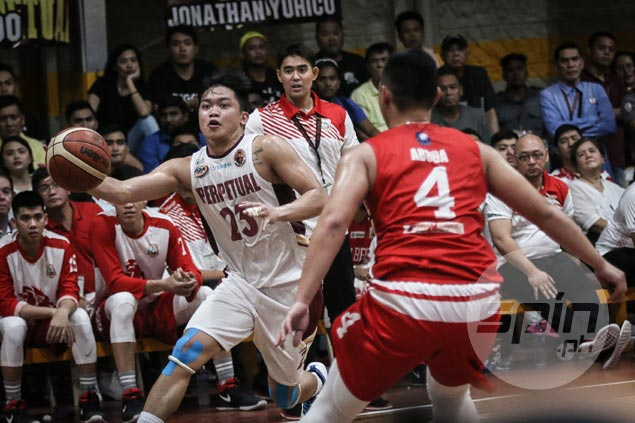 GJ Ylagan, Gab Dagangon lament shooting woes in Altas letdown at home vs Red Lions