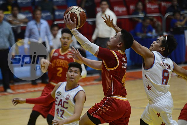 Ryan Costelo, Renzo Navarro take charge as Stags buck Calisaan ejection to squeak past Generals